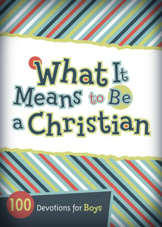 What it means to Be a Christian Cover II