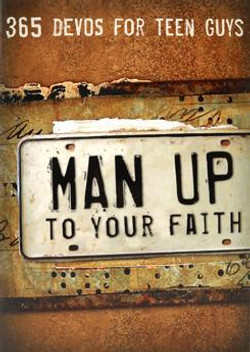 Man Up To Your Faith Cover