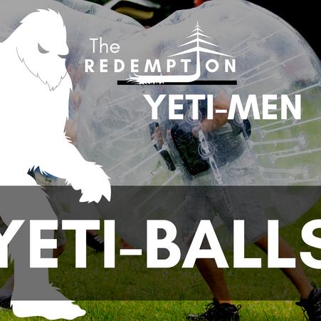 Yeti-Balls