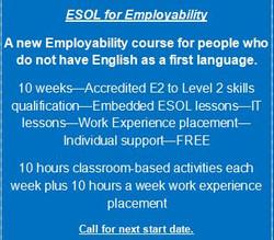 esol employability