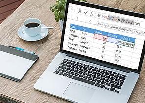 Analyser avec Excel