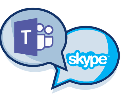 Skype et Teams se parlent !