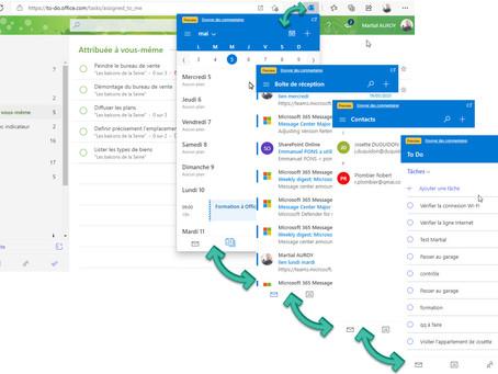 Ajoutez Outlook à votre navigateur Edge