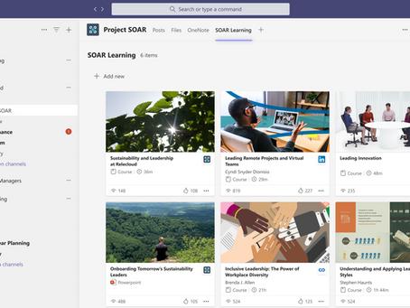 VIVA, nouvelle application de Microsoft