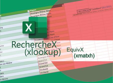 Petit mémo à propos de RechercheX
