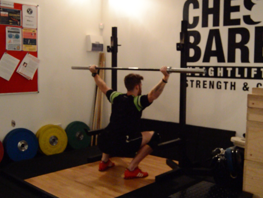 FREE: Today's Weightlifting Programme