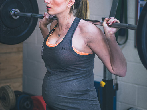Maternal Strength Training: Part 1 -  The Benefits