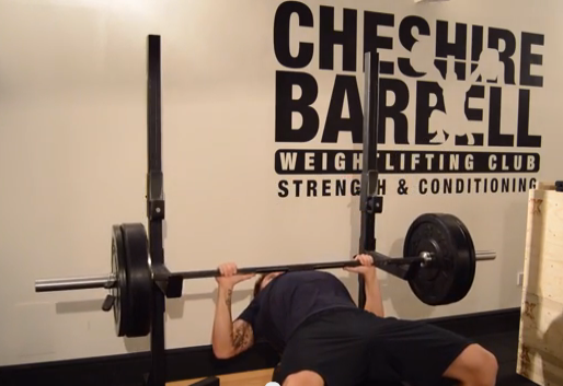 Struggle contracting the chest when benching? Perhaps you often hit a sticking point in the bottom p