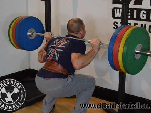 FREE: Today's Weightlifting Programme 4/10/16