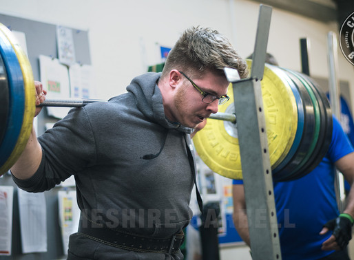 Breathing in the Squat