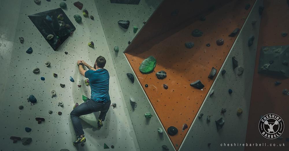 climbing, bouldering