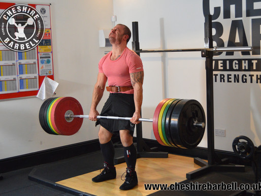 FREE: Today's Weightlifting Programme 29/09/16