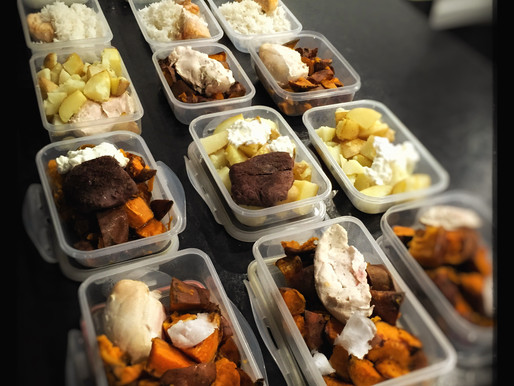 A quick guide to making meal prep really quick and simple!