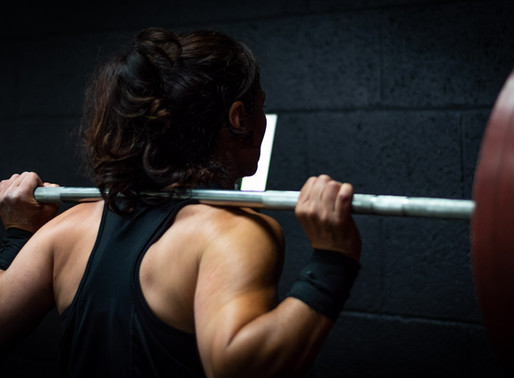 Relative Squat Strength & Lower Body Injury Risk