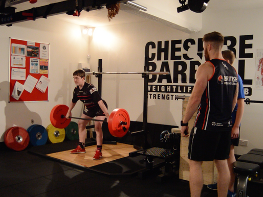 FREE: Today's Weightlifting Programme 26/09/16