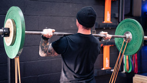 My favourite overhead drill to develop powerful hips and an explosive lockout