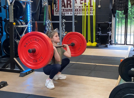 Weight training for children - Part 1: The Myth & The Reality
