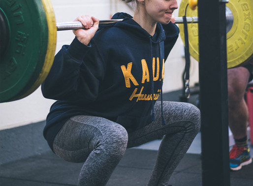Please, stop it with the whole squat depth thing!