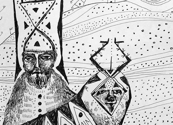 Zeul Animalelor - ilustratie - Smaranda Isar
