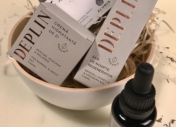 set ingrijire -cosmetice artizanale organice