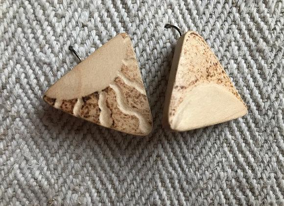 """Cercei """"Primitiv"""" - unicat din lemn"""