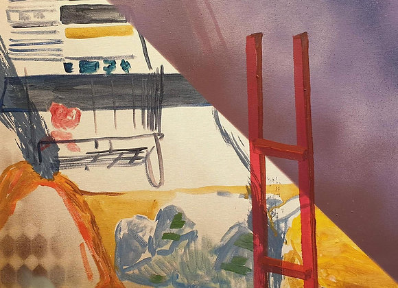 OC - pictura Cristina Iacob