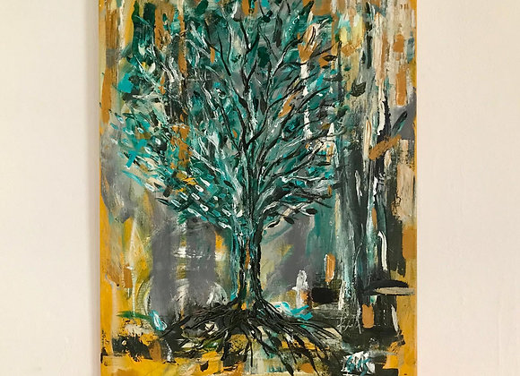 Copacul vietii - Iulia Sirbu