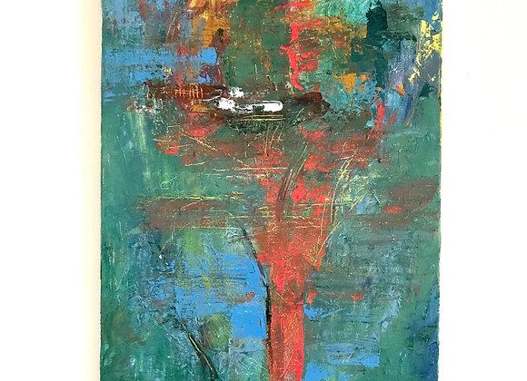 Efemer - pictura Ruslan Cirlan