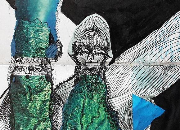Vise - ilustratie Smaranda Isar