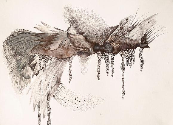 Fiinte spirituale (1) - ilustratie - Smaranda Isar