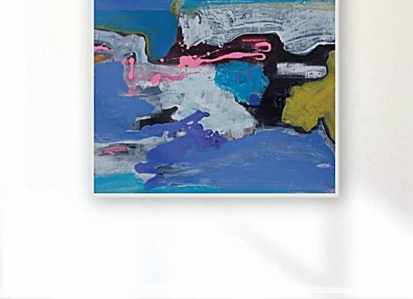 Seascape - pictura Ciprian Dumitrache