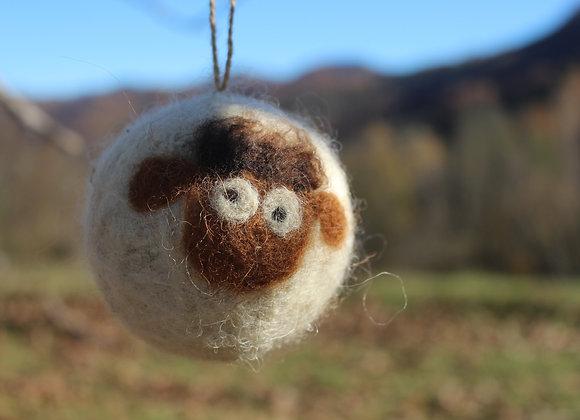 glob din lana impaslita