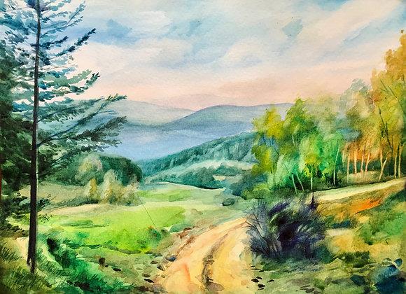 Drumul spre Gosa - Ruslan Cirlan