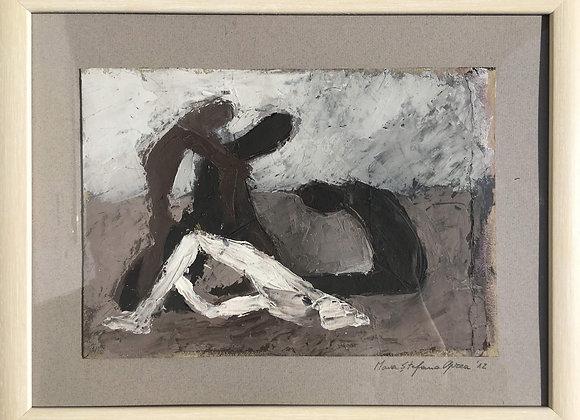 Tarana - pictura de Maia Stefana Oprea