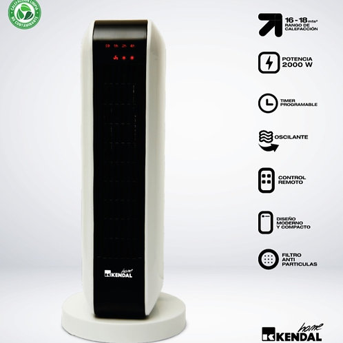 Estufa PTC Kendal - KPT - 2000 R