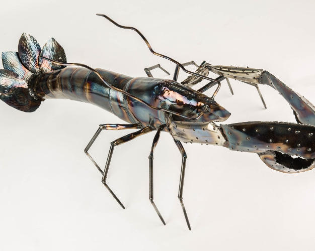 Steel lobster
