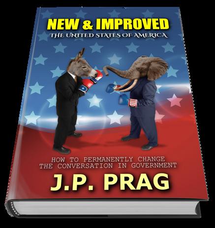 JP Prag - New and Improved The United St