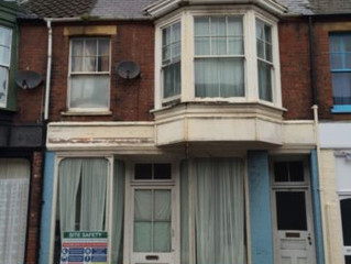 New conversion project starting shortly in Cromer