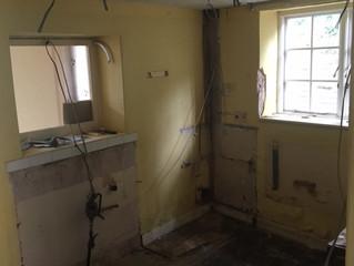 Renovation of cottage in Aylsham
