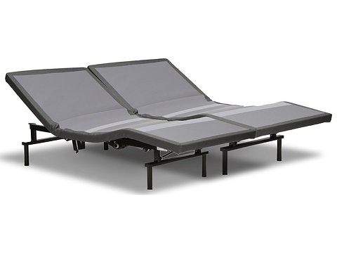 Split Queen Adjustable Bed >> Softide Split Queen Adjustable Base