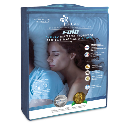 FRIO Cooling 5-Sided Mattress Protector