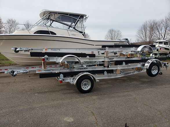 Load Rite Boat Trailer 1