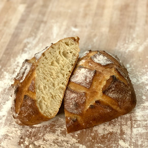 Manger du pain, les bienfaits