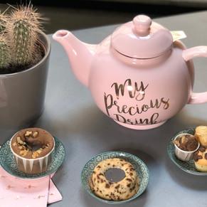 Le Tea-Time avec L'Atelier des Pains & Co