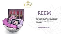 Pavé Chocolats - 8 Mars 2021