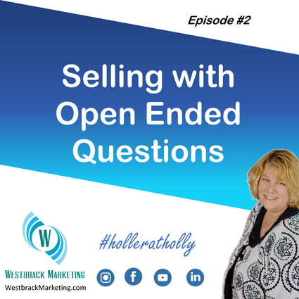 What are open ended questions?