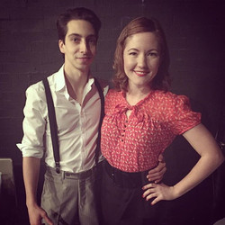 Joe and Lorna from Golden Boy #tomtodoroff #ttconservatory #playthelove