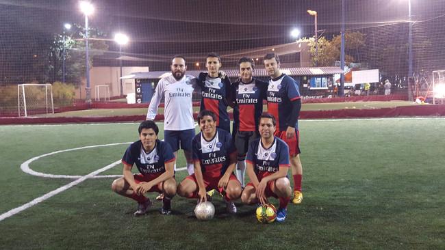 Torneo de Fútbol Paralelo 108