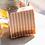 Apple Maple Bourbon Wavy Bar Soap