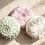 spring fling florals molded soaps